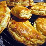 recette Chausson aux pommes