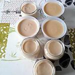 recette Semoule au lait et à la vanille