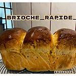 recette BRIOCHE