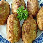 recette Bolinhos de bacalhau(accrat de morue)une recette parmis tant d'autres
