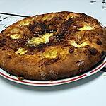 recette Tarte briochée au sucre (MAP)