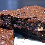 recette Brownie au chocolat, recette vegan facile