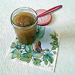 recette Confiture d'ananas au rhum au thermomix