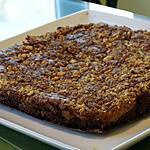 recette Brownies à la Confiture de Lait