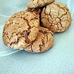 recette COOKIES CHOCO COCO