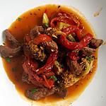 recette Wok de bœuf aux petits légumes
