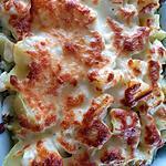 recette Gratin pomme de terre,chou-fleur, poulet