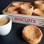 recette L'authentique palet sablé breton