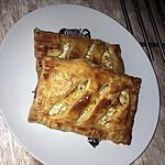 recette Friand au saumon et au brocolis
