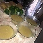 recette Soupe de pied de brocolis