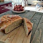 recette Pain maison (cuisson cocotte)