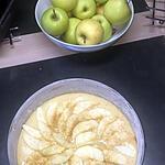 recette Gâteau au pommes