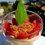 recette Guariguette au spéculos