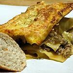 recette Lasagne aux Chicons Caramélisés, Sauce Butternut