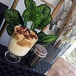recette Dalgona café fouetté
