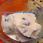 recette glace gout malaga