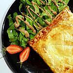 recette Friand à la raclette
