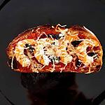 recette Bruschetta aux crevettes