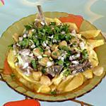 recette Ragout de pomme de terre (batata kbeb)