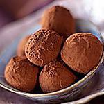 recette Truffes au Nutella et Noisettes