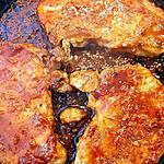 recette Cotes de porc à la vénitienne