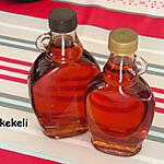 recette Caramel liquide