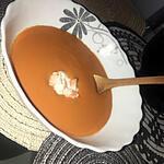 recette Velouté de carcasses de crevettes