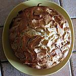 recette Gâteau très très moëlleux au yaourt et pommes