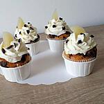 recette Cupcakes poires-pépites de chocolat