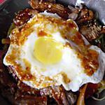 recette Bol coréen à ma façon(20mns)