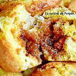 recette Muffin banane au caramel au beurre salé