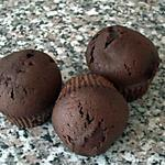 recette MUFFINS AU CACAO