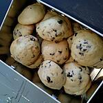recette Cookies light moelleux