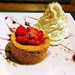recette authentique sablé breton et fraises gariguettes