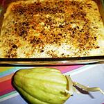 recette Mon chou gratin de chouchou