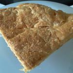 recette CROUSTADE A LA NOIX DE COCO
