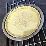 recette Pâte brisée à l'huile d'olive