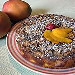 recette Gateau coco mangue au thermomix