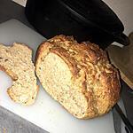 recette Pain cocotte maison au germe de blé