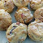 recette muffins mascarpone coppa tomates