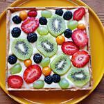 recette Tarte tutti frutti