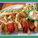 recette brochette de poulet sauce tartare