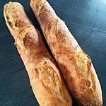recette Baguettes de pains magique