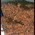 recette Gâteau à la pralinoise au micro-ondes