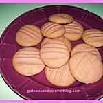 recette Palets fondants roses
