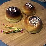 recette Roulés viennois au Carambar