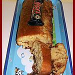 recette Cake au mars