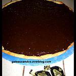 recette tarte choco-michoko