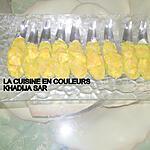 recette Amuses-bouches aux crevettes