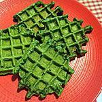 recette Gaufres aux orties